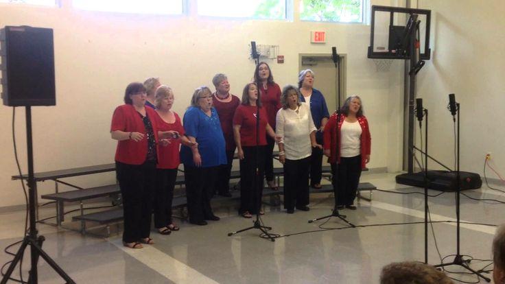 Liberty Bells Barber Shop Chorus, Fort Worth, Texas 5/17/2014