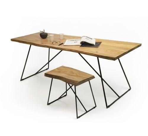 Tavolo moderno / in legno / rettangolare OLD TIMES by Maurizio Peregalli ZEUS
