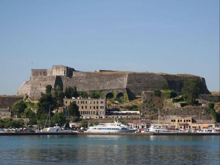 New Fortress Corfu - Νέο Φρούριο της Κέρκυρας