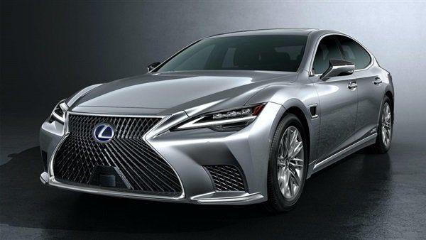 صور سيارة لكزس Ls فيس ليفت موديل 2021 الجديدة Lexus Ls New Lexus Lexus