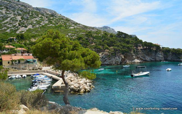 Snorkeling Report Calanque de Sormiou   Marseille   France