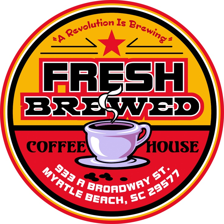 Artist of the Month Sponsor: Fresh Brewed Coffee House