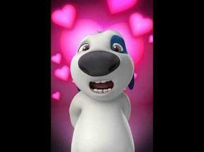 Vídeos para whatsapp/ talking friends/ mensajes bonitos/animales virtuales bonitos - YouTube