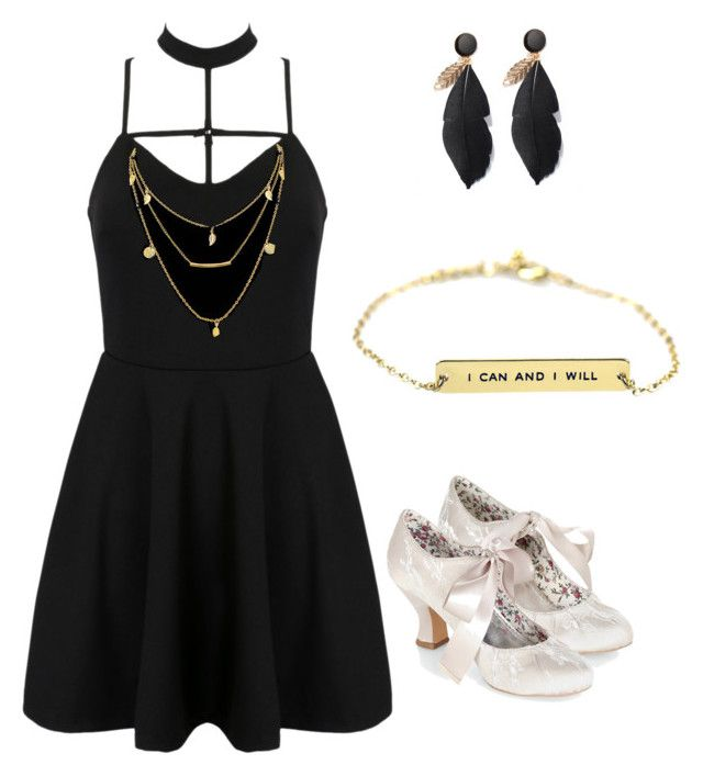 The New Look. Edgy and exciting. by kathrynmorrison on Polyvore featuring polyvore, мода, style, WithChic, Monsoon, fashion and clothing