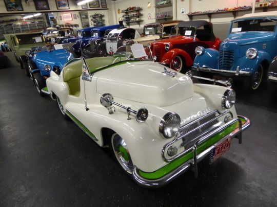 '37 Bantam roadster