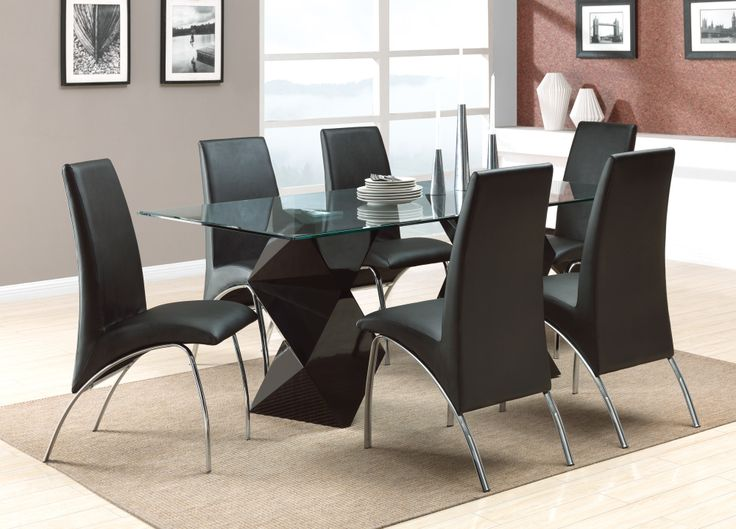 Wildon Home R William 7 Piece Dining Set
