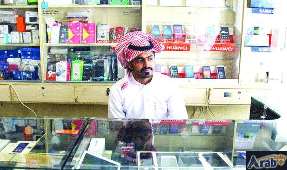 95% of mobile phone shops nationalized