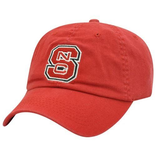 This hat features a team logo on front and team name embroidered on back panel. Adjustable sun buckle closure. Authentic Merchandise. Officially Licensed NCAA Product.