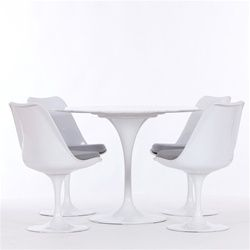 Breakroom table and chairs
