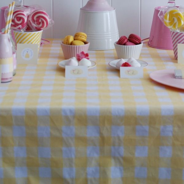 Tablecloth. For more information Please take a moment to visit our website : https://www.redplumlinen.com.au/