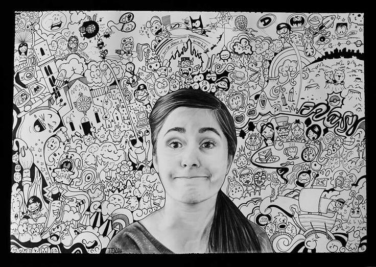 My Brain - quello che accade nel cervello di un'artista