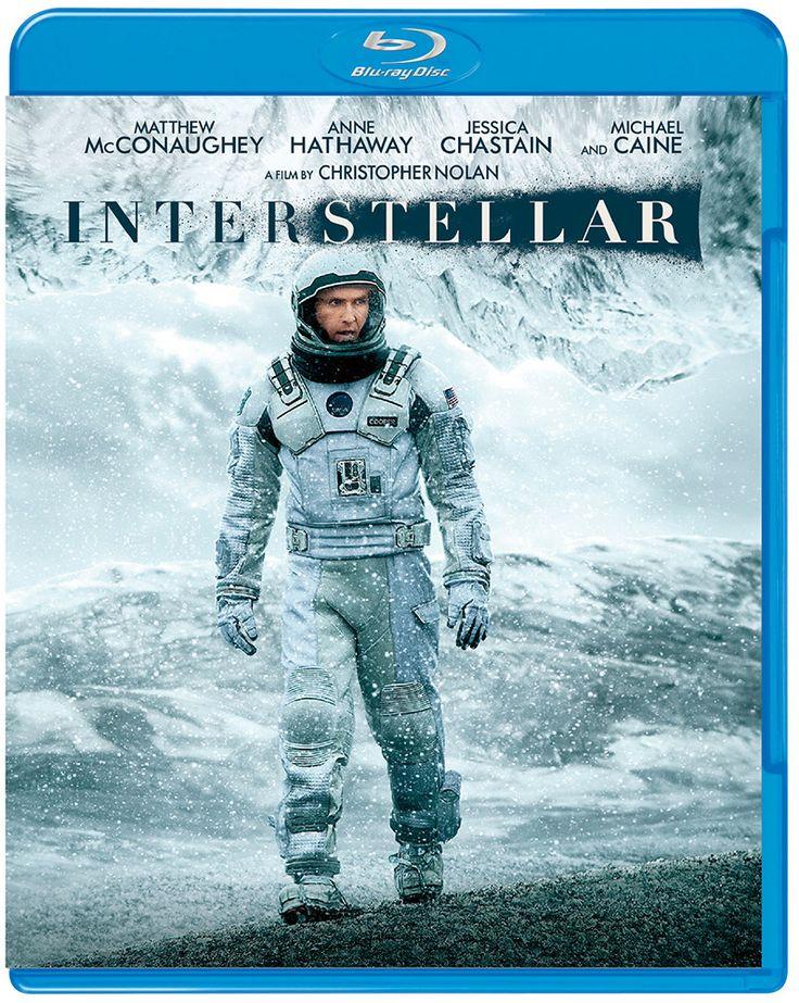 【ワーナー公式】映画(ブルーレイ,DVD & 4K UHD/デジタル配信)|インターステラー