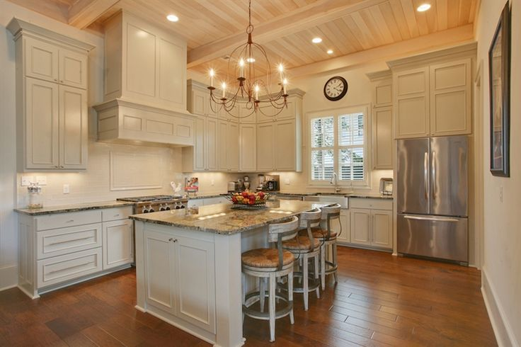 1000 ideas about gray granite countertops on pinterest for Kitchen cabinets new orleans