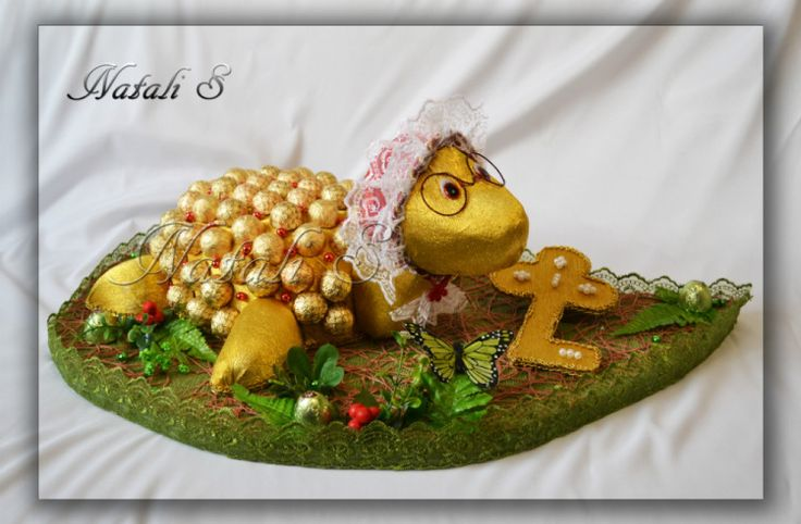 (4) Gallery.ru / Фото #24 - Букеты и композиции из конфет №6 - Natka-S