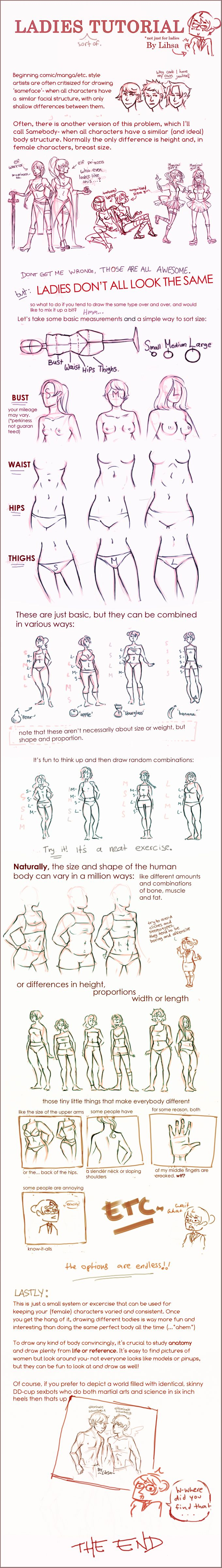 #Anatomia | female body tutorial? by lihsa