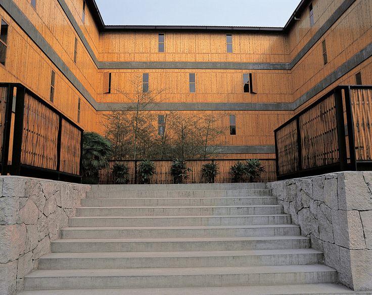 2012- Wang Shu- Xiangshan Campus, China Academy of Art