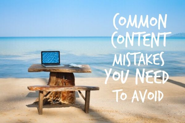 Common content mistakes you need to avoid - blog, the kingdom, marketing, social media, bloggers