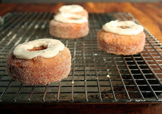 Homemade Vanilla Chai Cronuts