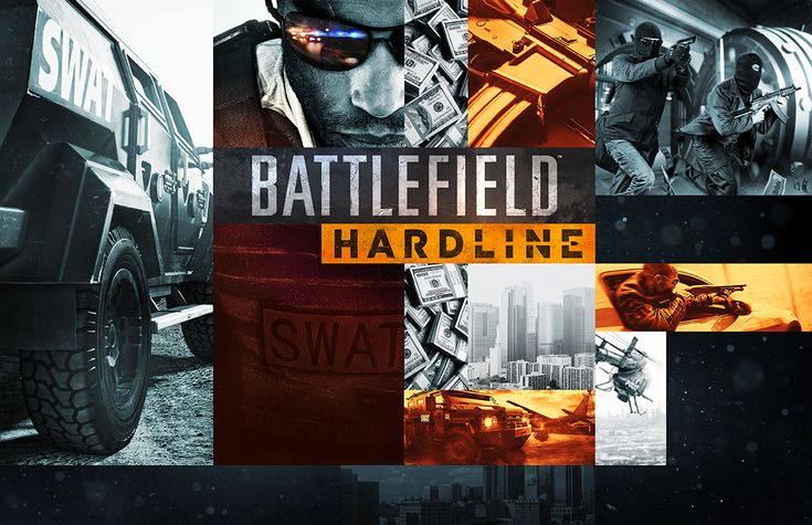 Battlefield Hardline Beta Begins for PC and ps4.