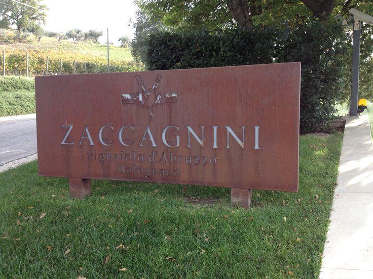 Visit to Zaccagnini, Abruzzo, Italy