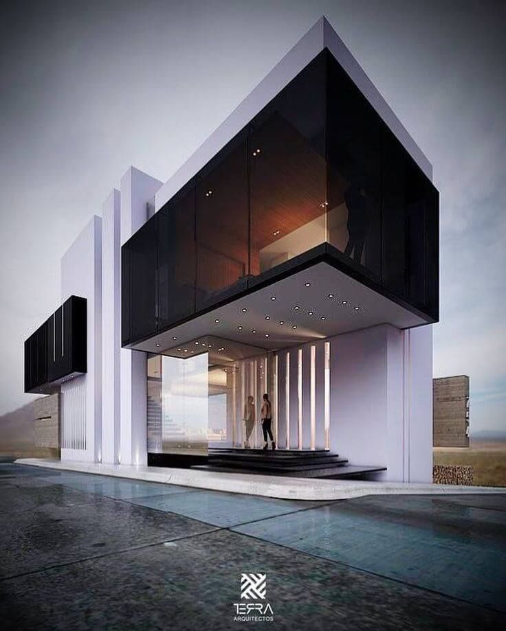 25 Top Modern Home Exterior Designs Engineering Discoveries In 2020 Modern House Design Bungalow House Design House Designs Exterior