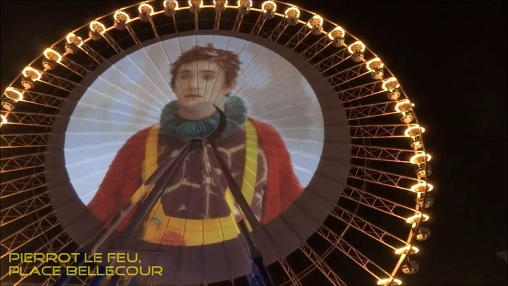 """FETE DES LUMIERES 2013"" at Lyon, France on Vimeo. Venture outside of Paris to the South East and teach about this light festival held in Lyon each year!  Amazing video and light effects."