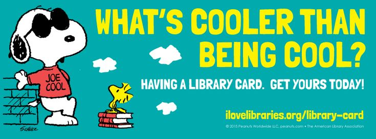 September is Library Card Sign-up Month | Conferences & Events
