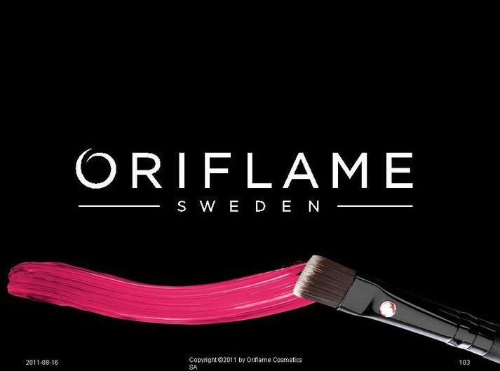 Oriflame Sweden logo