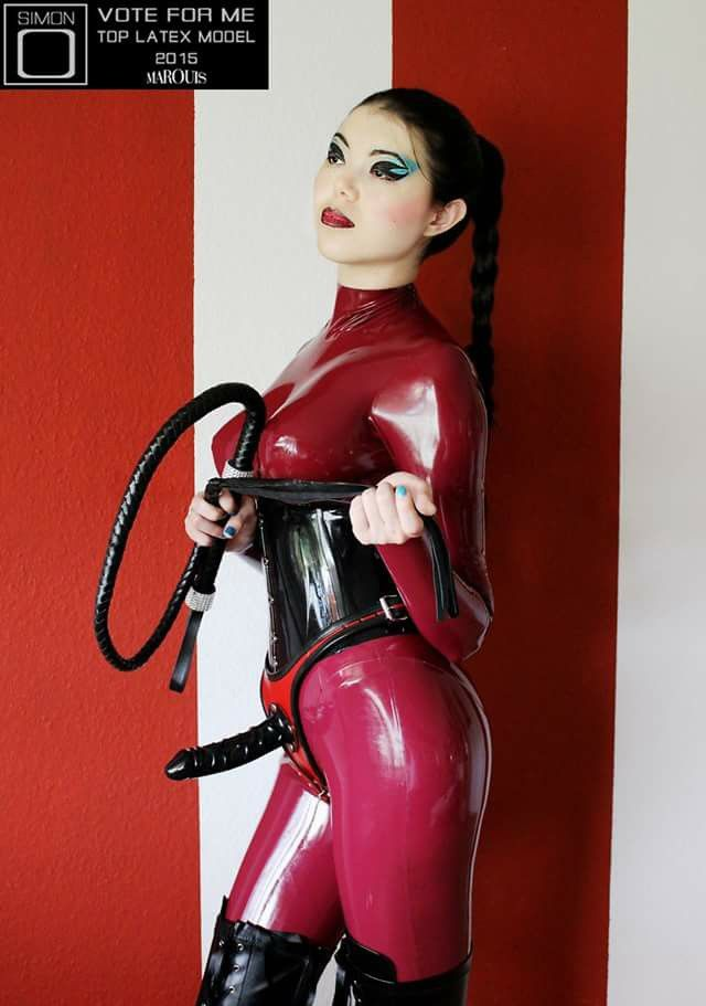 426 Best Asian Babes In Latex Images On Pinterest -7601