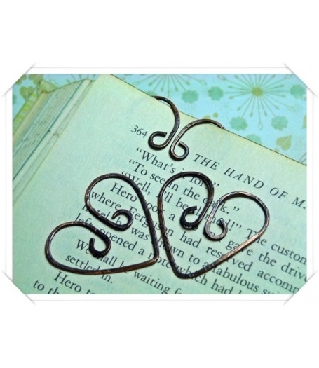 Heart Bookmarks