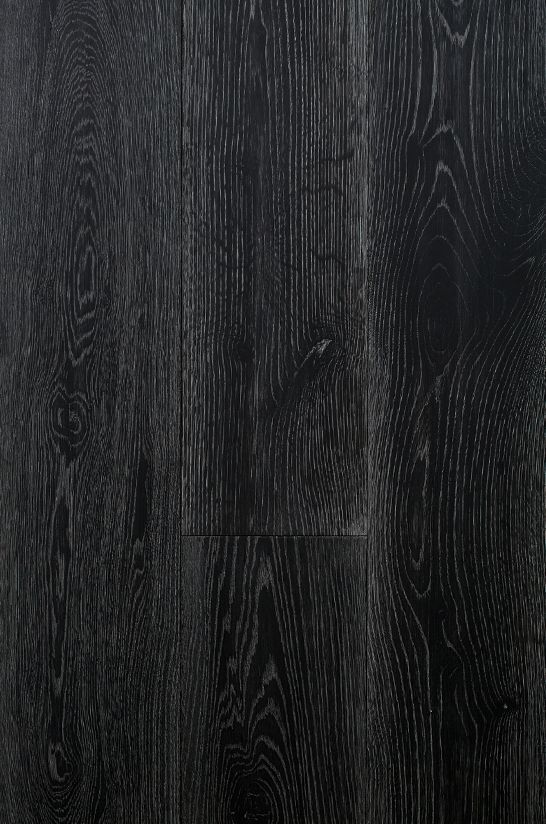 """At """"3 Oak"""" Black Washed is one of many modern and unique hardwood floors. Sold in UK and in London. Available in Solid and Engineered Construction."""