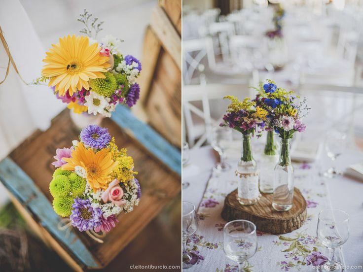 Lápis de Noiva - Casamento Rústico e Romântico