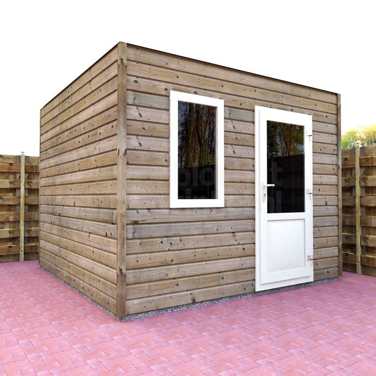 Actie model Woodford Bennington NEXT, zonder dakoversteek, geleverd met KUNSTSTOF deur en raam, de deur heeft een 5-puntssluiting, SKG keurmerk (3 sterren) en wordt geleverd met HR++ glas, het raam is vast en heeft tevens HR++ glas. De plaatsing van de deur en raam kunt u v.t.v. zelf bepalen (wel aangeven). De draairichting van de deur is altijd rechtsdraaiend. De Woodford Bennington NEXT heeft een afmeting van 250x350cm. een plat dak en wordt standaard geleverd met EPDM dakbedekking (incl…