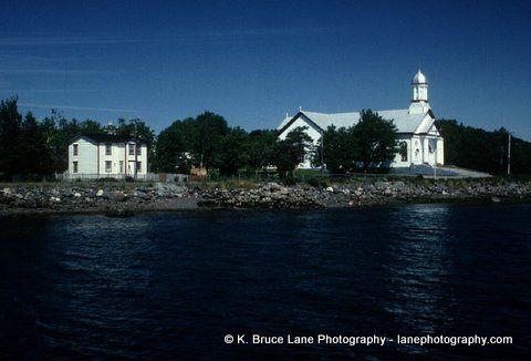 St. Anne's Church, Conception Harbour