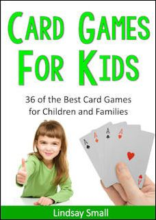 Some simple, fun card games you can play with your kids.