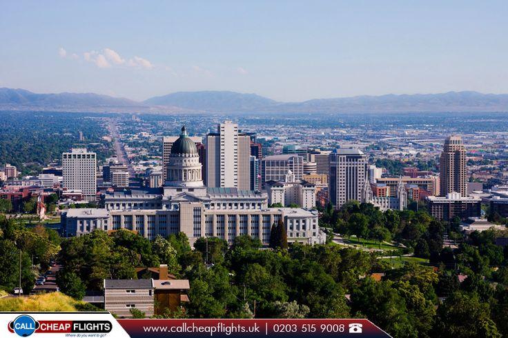 Salt Lake City, Utah  |  Salt Lake City, often shortened to Salt Lake or SLC, is the capital and the most populous municipality of the U.S. state of Utah.   |  Book Now: http://www.callcheapflights.uk/?utm_source=pinterest&utm_campaign=salt-lake-city-utah&utm_medium=social&utm_term=utah|  #travel #usstate #utah #saltlakecity #cheapflights #callcheapflights #travelagentsinuk