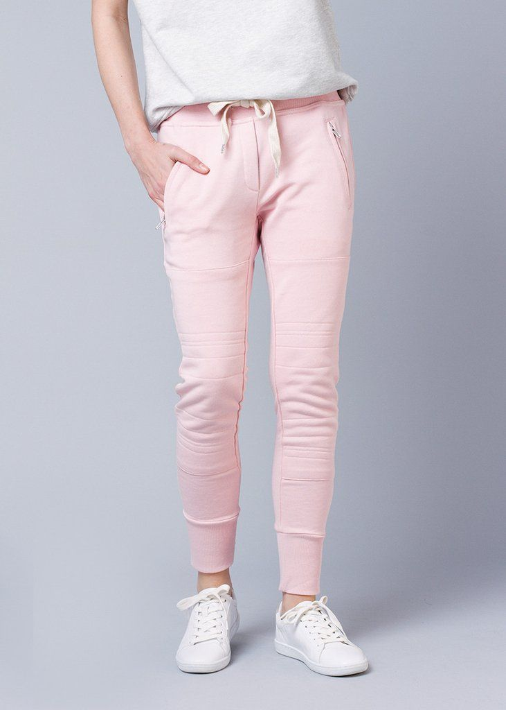 A pink version of the best joggers!