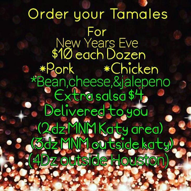 Hey houston .Order your tamales now for new years eve!!! (281)323-0879 #houston#houstontexas#htown#htx#homemadetamales#houstontamales#houstoneats#713#281#832#346#katytx#sugarlandtx#rivhmondtx#brookshiretx#momsofhouston#holidaysinhouston#houstonautos#houstonbusiness#hairstylistofhouston#teachersofhouston#deliveryhouston#swayswaystamales#whattoeatinhouston#astros#rockets#texans