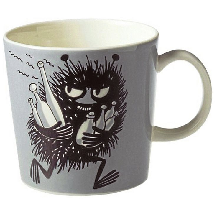 Moomin cup by Arabia, Finland