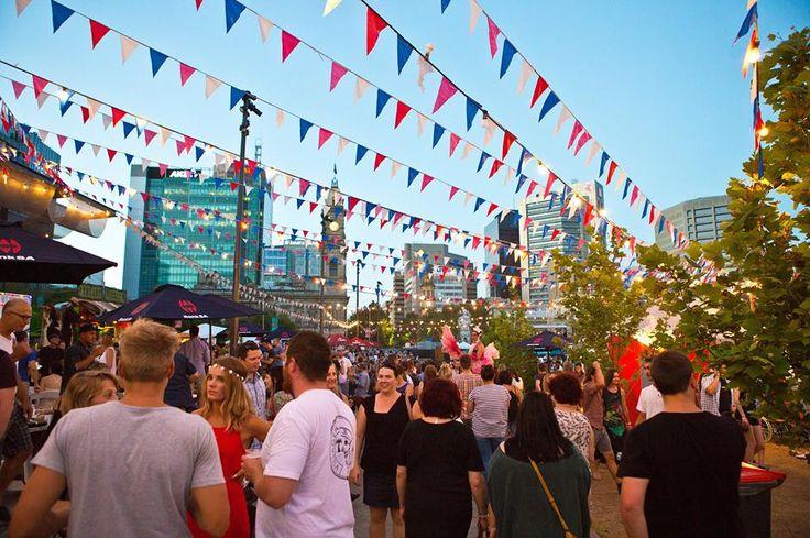 Adelaide's Fringe Festival