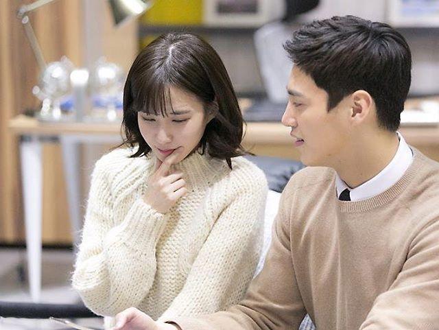 OTP  V App BTS DongHui ♡ SungJoon MongMong Couple   #ParkEunBin #LeeTaeHwan #박은빈 #이태환 #아버님제가모실게요 #FatherIWillTakeCareofYou