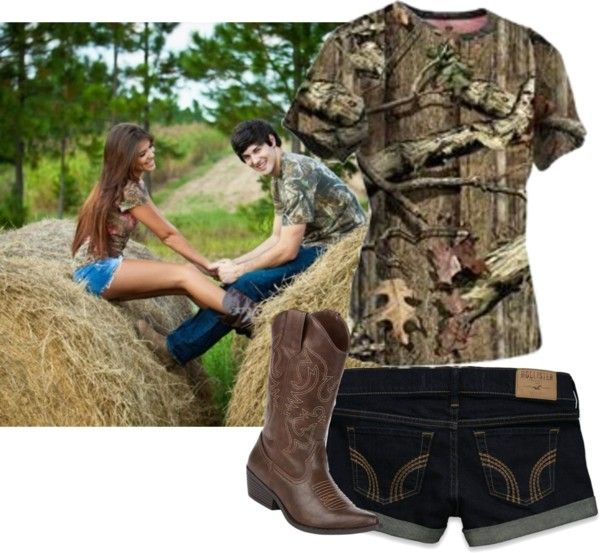 Lovely <3 #camo #countrycouple #country For more Cute n' Country visit: www.cutencountry.com and www.facebook.com/cuteandcountry