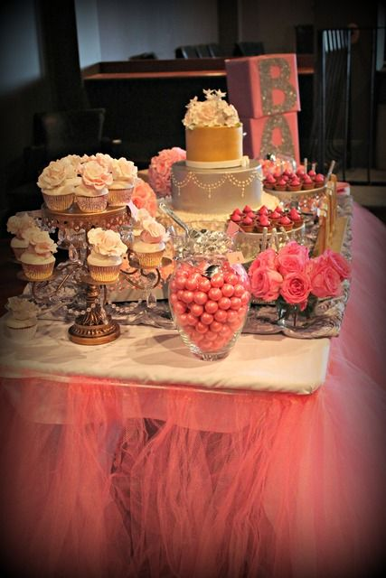 it 39 s a girl pink and silver baby shower party ideas