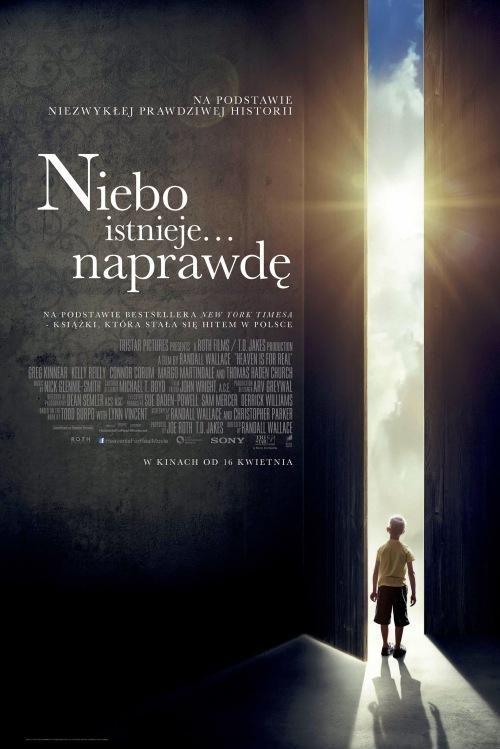"""""""Niebo istnieje... naprawdę"""" - 16 kwietnia 2014, godz. 21:00, Kino ARS Kraków"""