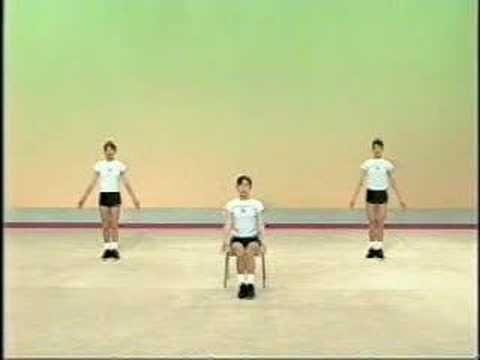 ラジオ体操第1・第2  Radial Taisou 1 & 2: Basic Exercise Routine