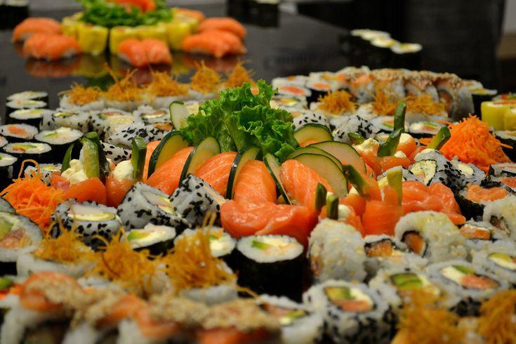 Wie isst man ... Sushi?