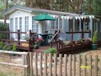 Kelling Heath - Caravan for Hire Situated on Kelling Heath in Weybourne