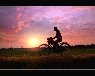 Jatmika: bike to work