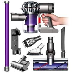Dyson V6 Animal Cordless Vacuum Cleaner + Direct Drive Cleaner Head + Wand Set + Mini Motorized Tool + More!