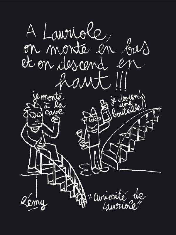 Blog de remy :ça bouchonne à Paris et ça débouchonne chez nous..., CURIOSITE DE LAURIOLE